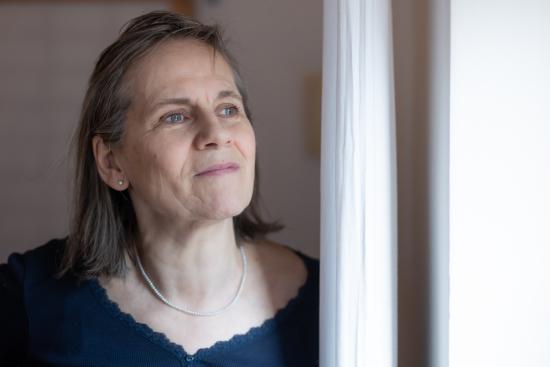 Portrait Heilpraktikerin Irmela von Hasselbach